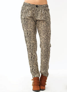 Perfectly Pleated Lounge Pants