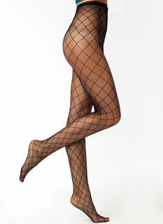 Out Of Line Fishnet Stockings