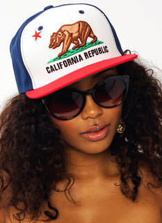 The Golden State Snapback
