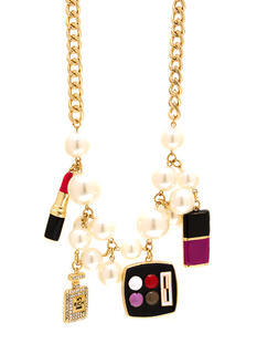 Beauty Queen Pearl Necklace Set