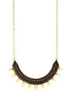 Playing In Pyramids Necklace Set