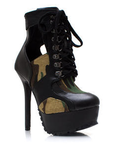 Report For Duty Booties