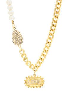 Love Me Down Pearl Necklace Set