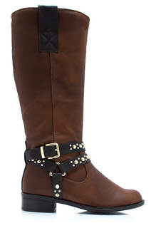 Studly Harness Riding Boots