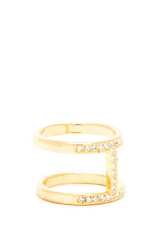 Perpendicular Cut Out Ring