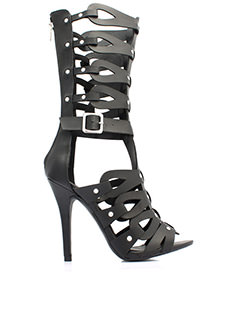 Tear It Up Gladiator Heels