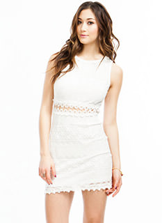 All Laced Up Dress