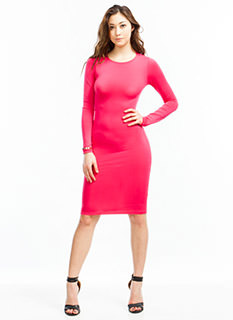 Anything But Basic Bodycon Dress