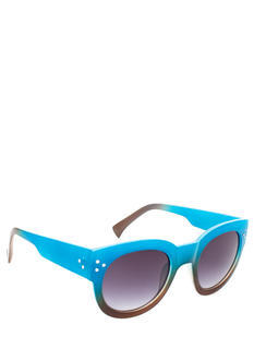 Around and Around Ombre Sunglasses