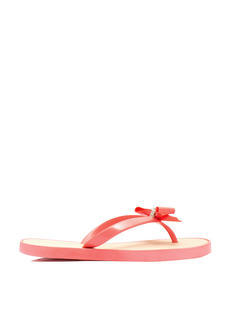 Bow-Dazzled Thong Sandals