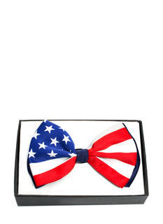 Patriotic Flag Design Bowtie