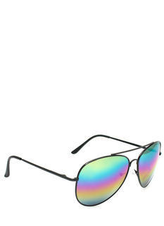Holographic Lens Aviator Sunglasses