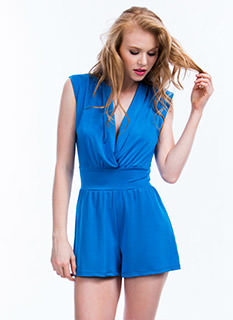 Take The Plunge Romper