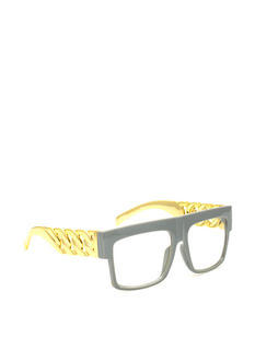 Chain Accent Glasses