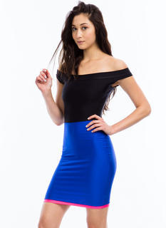 Triple Threat Bodycon Dress