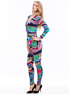 Pais-ley It Forward Jumpsuit