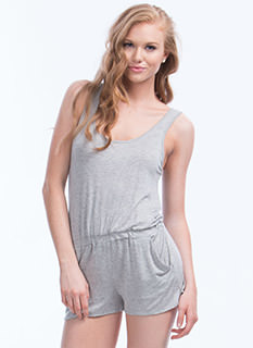 Keep It Simple Romper
