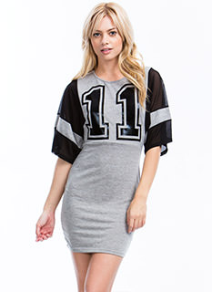 Number 11 Bodycon Dress
