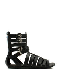 Four Good Strappy Gladiator Sandals