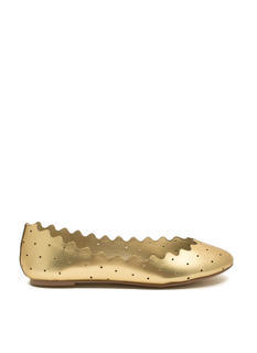 Ride The Waves Perforated Flats
