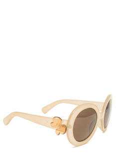 Butterfly Accent Sunglasses