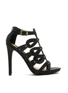 Keep You In The Loop Stiletto Heels