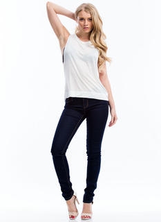 Simply Denim Skinny Jeans