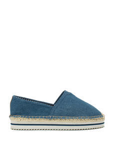 Sneaking In Espadrille Skimmer Flats