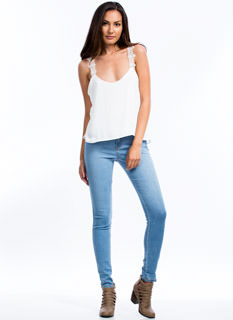 Take The High-Waisted Road Jeans