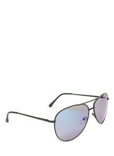 Reflecting Pool Aviator Sunglasses