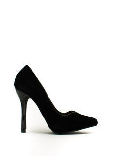 Be A Sweetheart Topline Heels