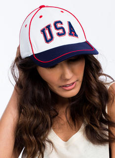 International Country Snapback Hat