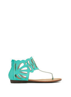 Cut-Out 2 The Chase Thong Sandals
