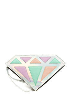 Holographic Diamond Clutch